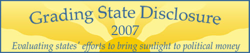 Grading State Disclosure 2004 Logo Graphic